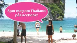 Få svar på dine Thailand-spørsmål!